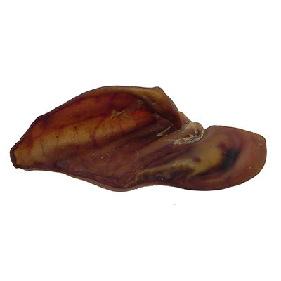 All Natural Pig's Ear Dog Chew each