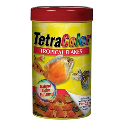 Tetra Fish Food to Enhance Color 2.2 ounce