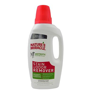 Natures Miracle 32 ounce Stain and Odor Remover Click for larger image