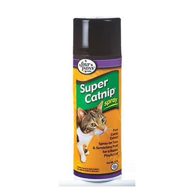 Four Paws Super Catnip Spray Click for larger image