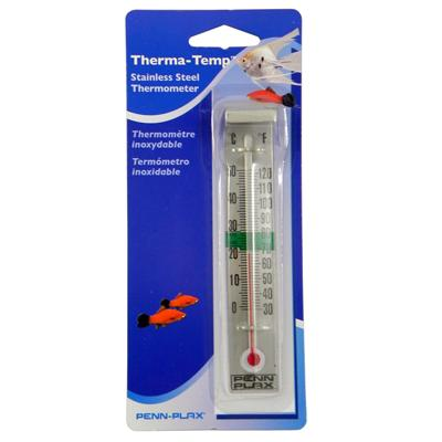 Thermometer Aquarium Stainless Steel