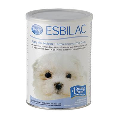 Pet Ag Esbilac Powder Milk Replacer for Puppies 12 ounce
