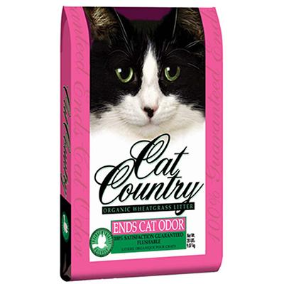 Cat Country Wheat Grass Litter 20 lb