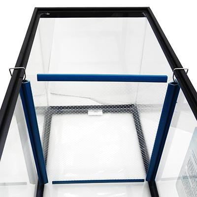 Penn Plax Tank Divider XLarge for 20 Gallon Aquariums