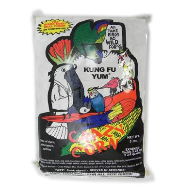 Crazy Corn Kung Fu Yum 3 pound DISCONTINUED
