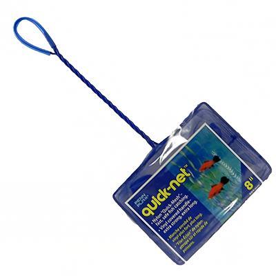 Penn Plax Quick Net 8 inch Green Aquarium Net