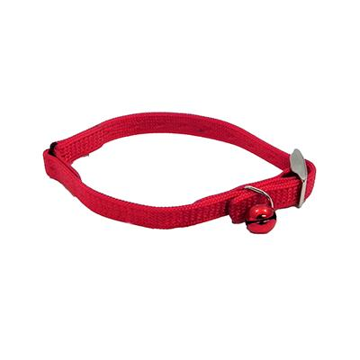 Sassy Cat Safety Collar 12-inch Red Click for larger image