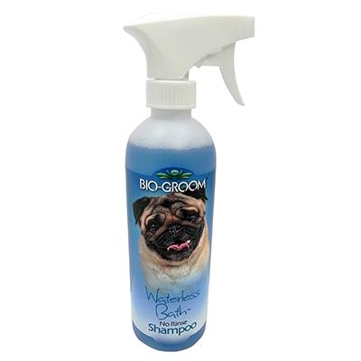 BioGroom Waterless Bath 16 ounce Dog Shampoo