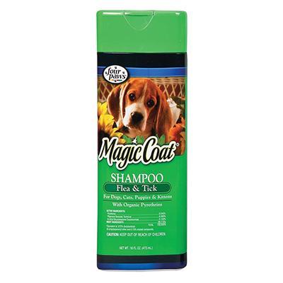 Magic Coat Flea and Tick Shampoo Dog