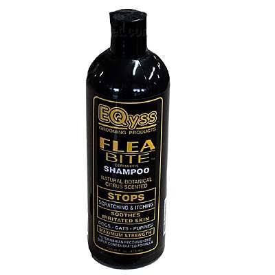 EQyss Flea-Bite Shampoo 16 oz Click for larger image
