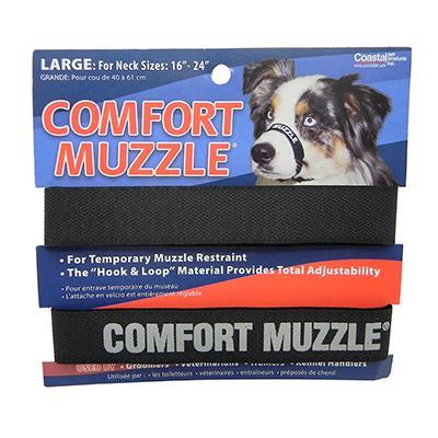 Dog Muzzle, Velcro 1 inch