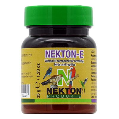 Nekton-E Vitamin E Supplement for Birds  35g (1.23oz) Click for larger image