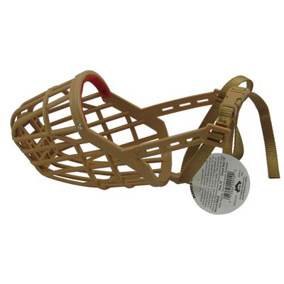 Dog Muzzle, Flexible Basket Size 10