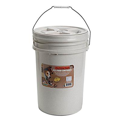 Gamma Vittles Vault 25 pound Pet Food Storage Container