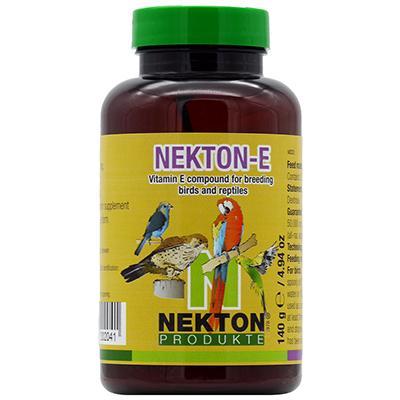 Nekton-E Vitamin E Supplement for Birds 140g (5oz) Click for larger image