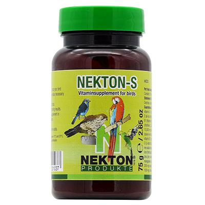 Nekton-S Multi-Vitamin For Birds  75g (2.65oz) Click for larger image