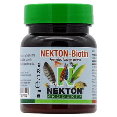 Nekton-Bio for Bird Feathering  35g (1.23oz) Click for larger image