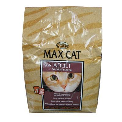 Nutro Max Cat Food Salmon  3 pound