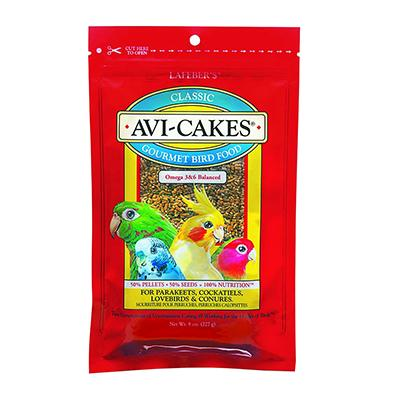 Lafeber Avi-Cakes Small Bird Food