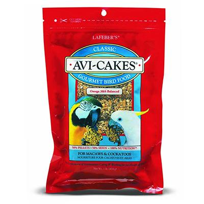 Lafeber Avi-Cakes Large Bird Food Click for larger image