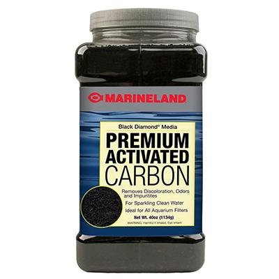 Black Diamond Activated Aquarium Carbon 40-oz. (1134g) Click for larger image