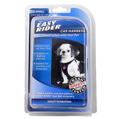 Easy Rider Dog Car Harness Xsmall Click for larger image