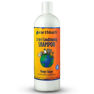 Earthbath Pet Shampoo Mango Tango
