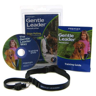 Premier Gentle Leader Dog Head Collar XLarge Black