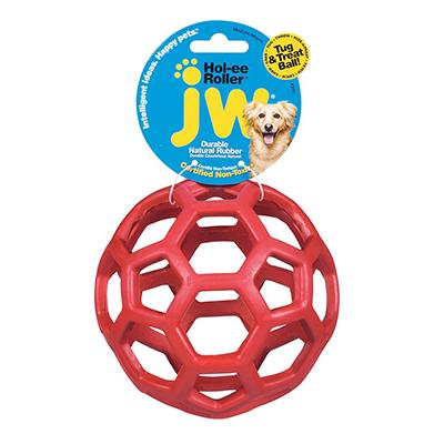 Hol-ee Roller Ball 5 inch Dog Toy Click for larger image