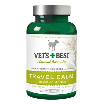 Vets Best Dog Travel Calm 40 Ct