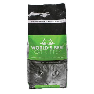 World's Best Cat Litter Clumping Formula 14 Lb