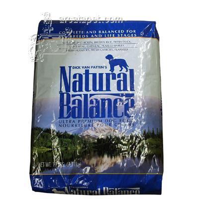 Natural Balance Original Ultra Dry Dog Food 17lb