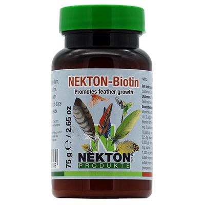 Nekton-Bio for Bird Feathering  75g (2.65oz) Click for larger image