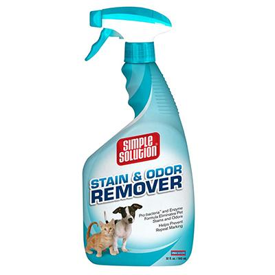 Bramton Simple Solution Spray Pet Stain and Odor Remover Click for larger image