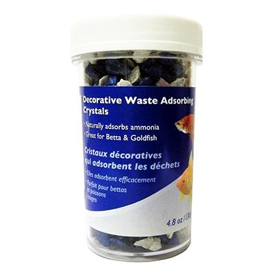 Penn Plax Pro-V Betta Waste Crystals Blue