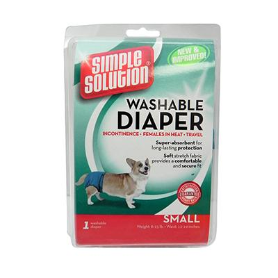 Dog Diaper Garment Small 8-15 pound