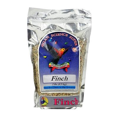 Avian Science Super Finch 2 pound Bird Seed Click for larger image