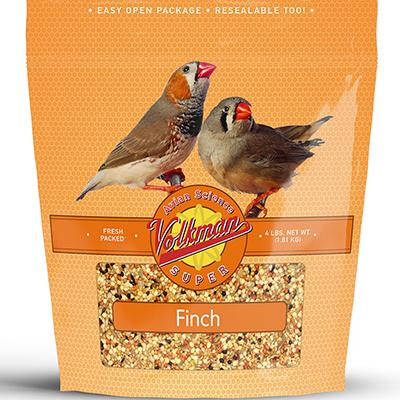 Avian Science Super Finch 4 pound Bird Seed Click for larger image