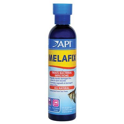 Melafix Antibac Aquarium Remedy 8 ounce Click for larger image
