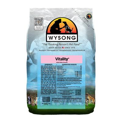 Wysong Feline Vitality Cat Food 5 lb