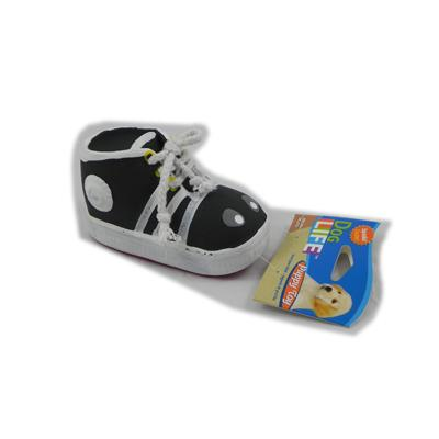 Latex Puppy Sneaker Dog Toy