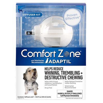 Comfort Zone Dog Appeasing Pheromone Plugin Diffuser