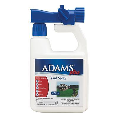 Adams Flea & Tick Yard Spray Click for larger image