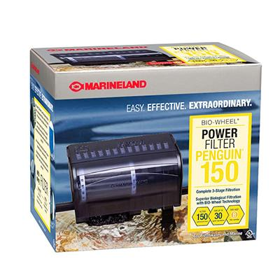 Penguin BioWheel 150 Aquarium Power Filter
