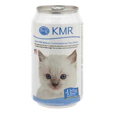 Pet Ag KMR 11 ounce Liquid Milk Replacer for Kittens