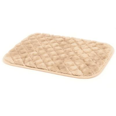 Snoozzy Dog Sleeper Natural 2000 Dog Crate Pad 23 x 17-inch Click for larger image