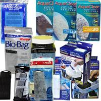 Aquarium Filter Materials