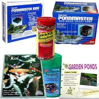 Aquarium Pond Products