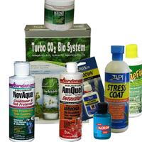 Aquarium Additives and Conditioners