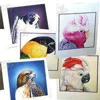 Bird Note Cards